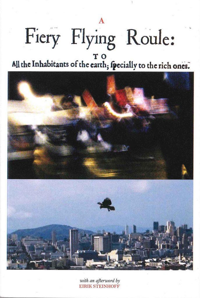 A Fiery Flying Roule