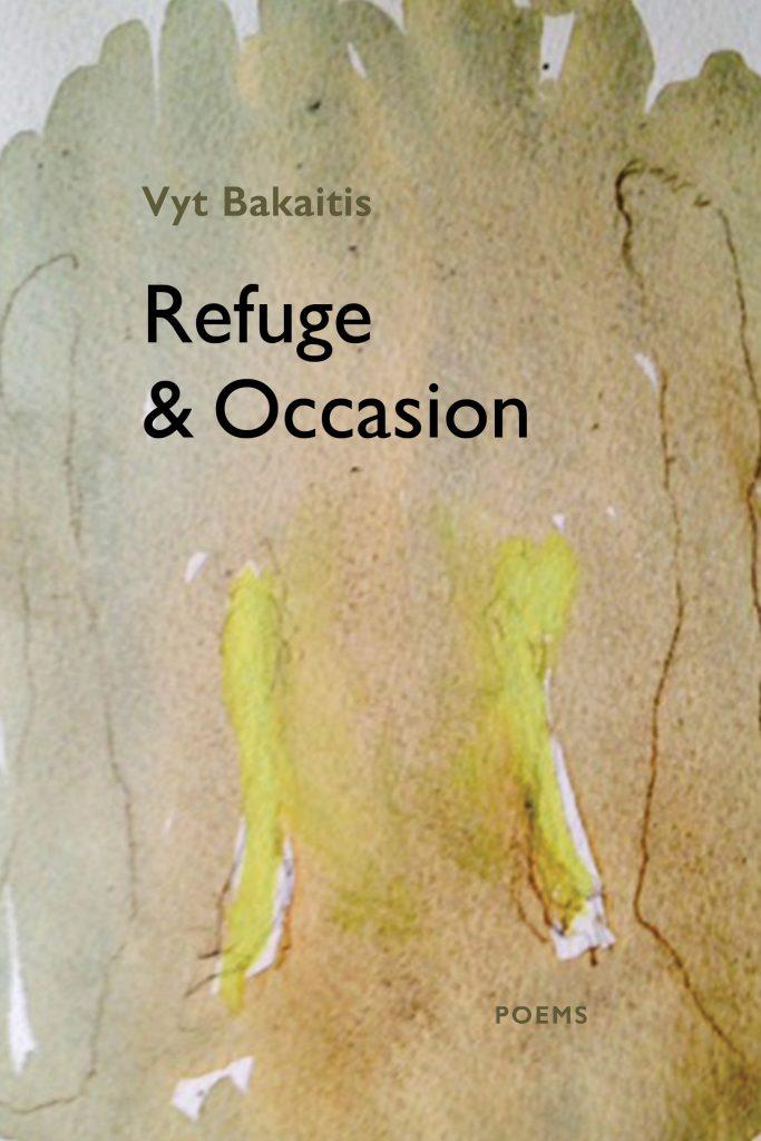 Refuge & Occasion